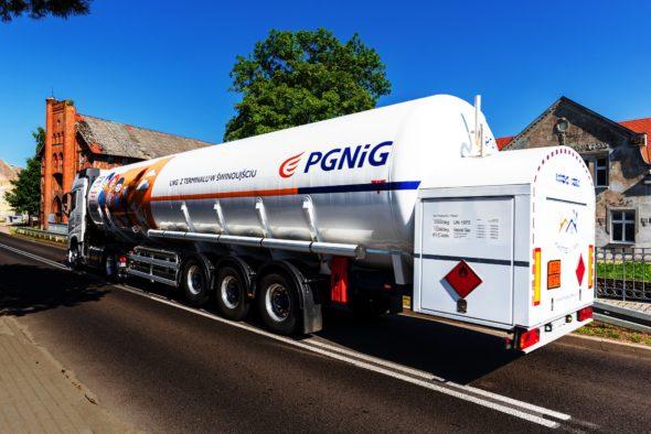 LNG gaz pgnig