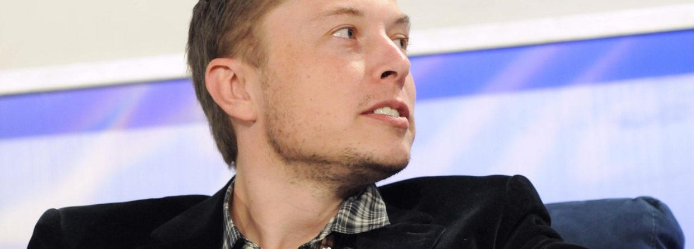 Elon Musk. Fot. Flickr/Jdasicia