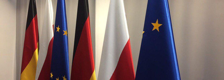 Polska Niemcy Unia Europejska 1