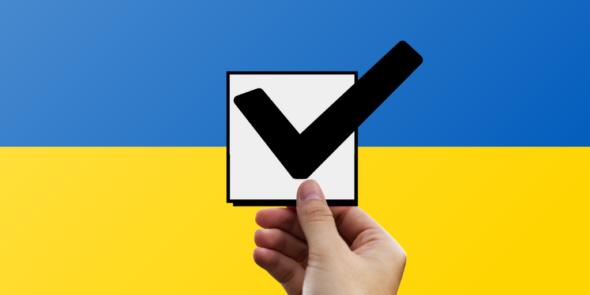 Ukraina wybory