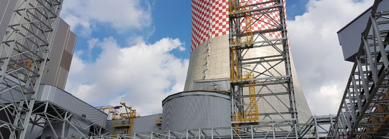 Budowa bloku 910 MW w Jaworznie   fot. Piotr Stępiński/BiznesAlert.pl