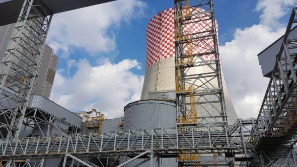 Budowa bloku 910 MW w Jaworznie
