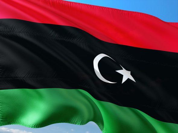 Libia flaga libii