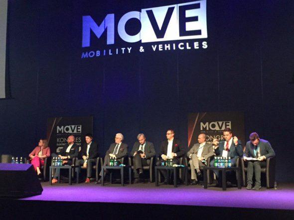 Kongres MOVE w Poznaniu. Fot. BiznesAlert.pl