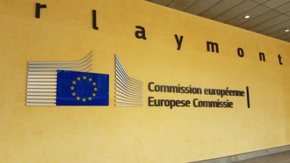 Budynek Komisji Europejskiej fot. Piotr Stępiński/BiznesAlert.pl