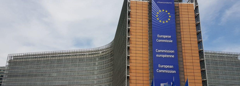 Budynek Komisji Europejskiej fot. BiznesAlert.pl