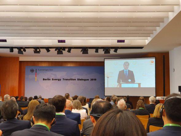Berlin Energy Transition Dialogue 2019. Fot. BiznesAlert.pl
