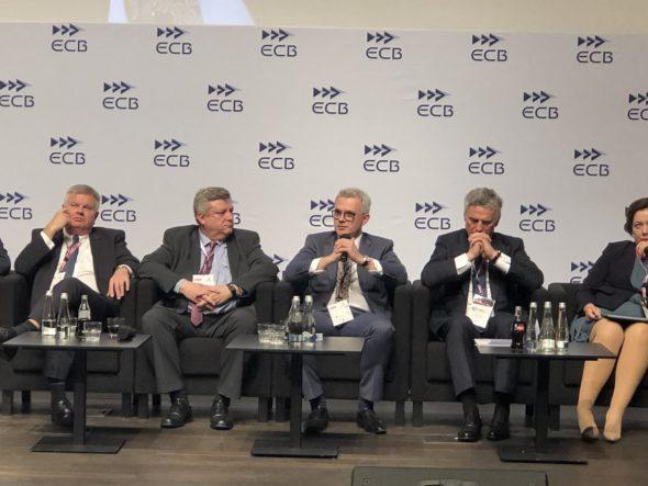 Prezes Grupy Lotos podczas Ogólnopolskiego Szczytu Energetycznego 2019  w Gdańsku. Fot. Grupa Lotos