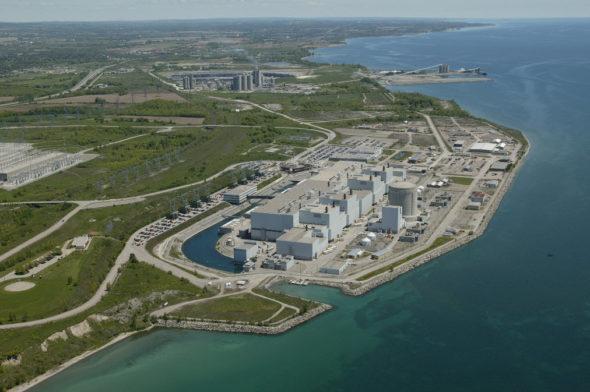 Elektrownia jądrowa w Darlington