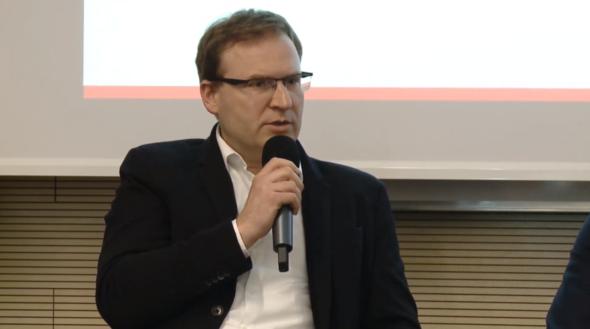 prezes Polskiego Alarmu Smogowego Andrzej Guła. Fot. BiznesAlert.pl
