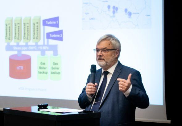 Józef Sobolewski World HTR Conference