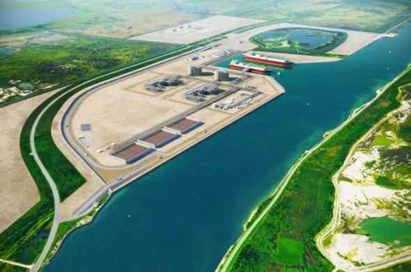 Port Arthur LNG Sempra