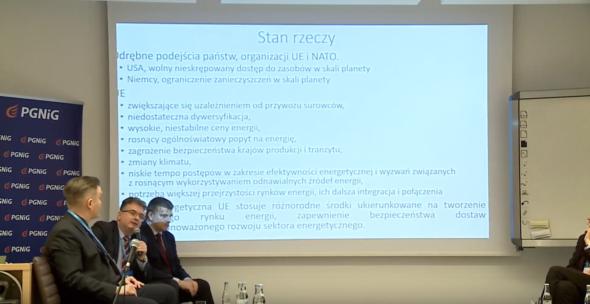 Prof. Jarosław Gryz podczas konferencji #FiPR2019. Fot. BiznesAlert.pl