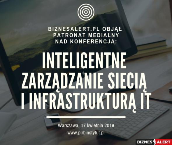 Inteligentne zarządzanie siecią i infrastrukturą IT