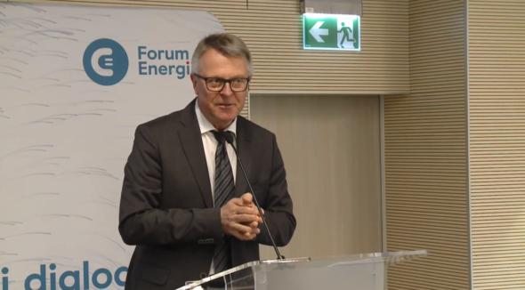 Andrzej Rubczyński, dyrektor ds. strategii ciepłownictwa w Forum Energii. Fot. BiznesAlert.pl
