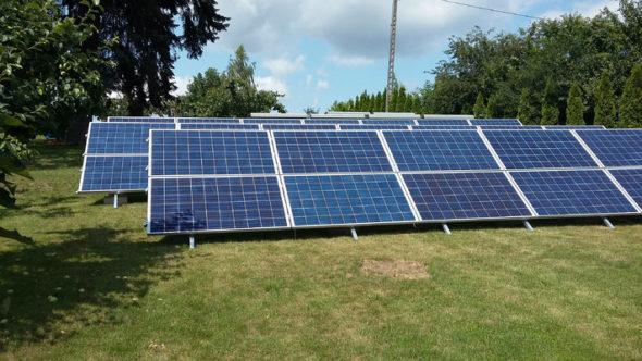 fotowoltaika energia słoneczna