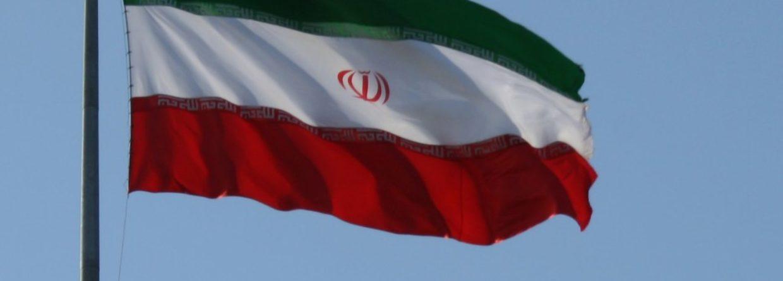 Flaga Iranu. Źródło: Flickr
