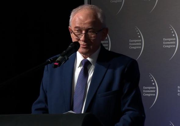 Minister Energii Krzysztof Tchórzewski podczas EKG 2019 fot. BiznesAlert.pl