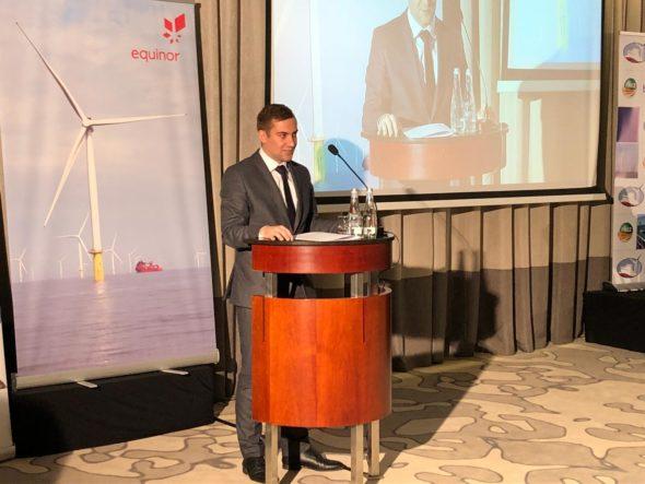 Michał Wierzchowski, zastępca dyrektora w biurze pełnomocnika rządu ds. strategicznej infrastruktury eneregetycznej