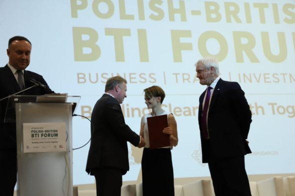 II edycja Polsko-Brytyjskiego Forum Biznesu i Inwestycji. Fot. BiznesAlert.pl