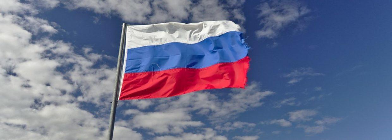 Flaga Rosji. Źródło: Flickr