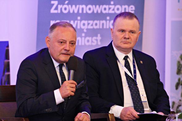 Prezes PGE Energia Ciepła Wojciech Dąbrowski fot. ECB