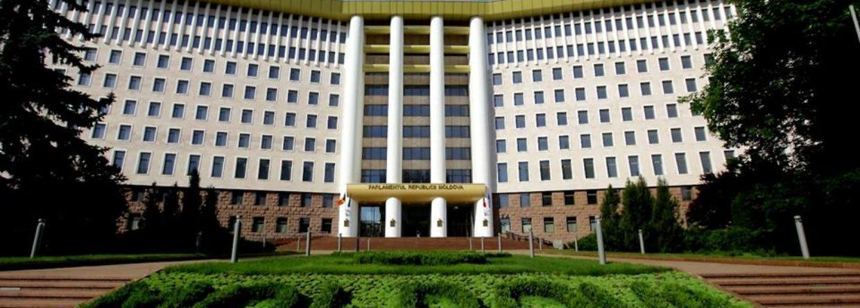Parlament Mołdawii. Fot. Oficjalna strona Mołdawii