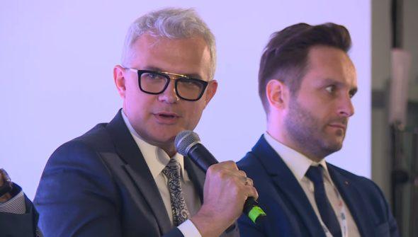 Prezes Lotosu Mateusz Bonca. Fot. BiznesAlert.pl
