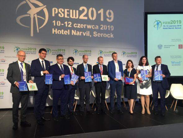 Zakończenie plenarnego panelu podczas PSEW  2019. Fot. BiznesAlert.pl