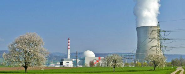 Szwajcaria atom