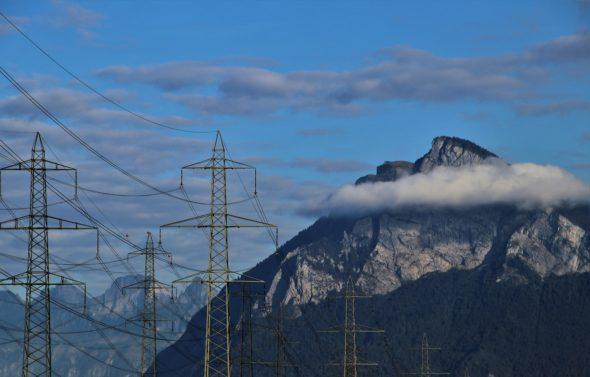energia linie energetyczne energetyka