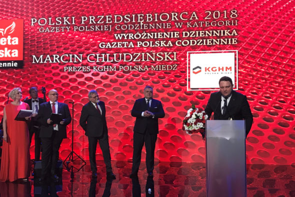 """Konkurs """"Polski Przedsiębiorca 2018"""""""
