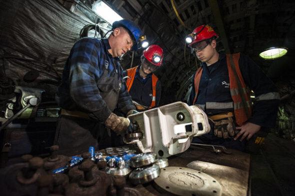 Praktyki w kopalniach Tauron Wydobycie fot. Tauron