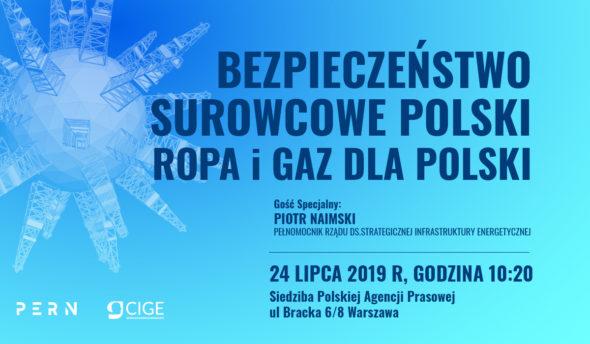 Bezpieczeństwo surowcowe Polski Patronat BiznesAlert.pl