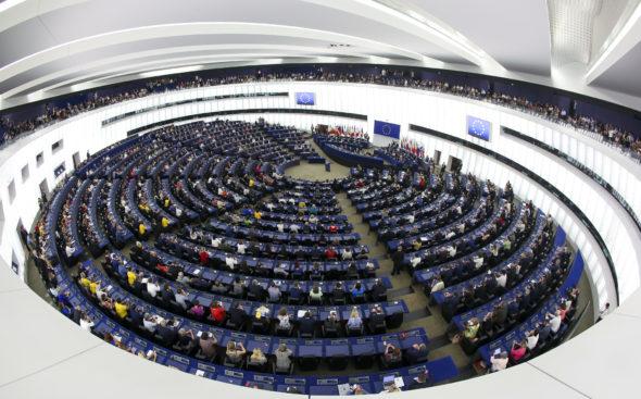 Parlament Europejski EUropa UE