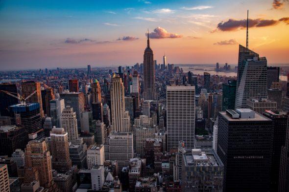 Manhattan Nowy Jork Pixabay