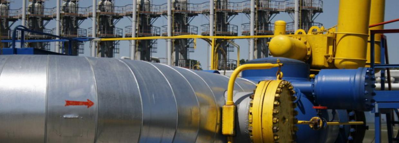 Gazociągi na Ukrainie. Fot. Naftogaz