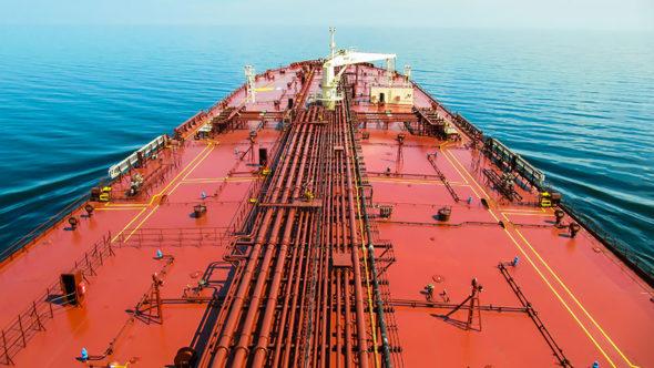 Tankowiec Shutterstock