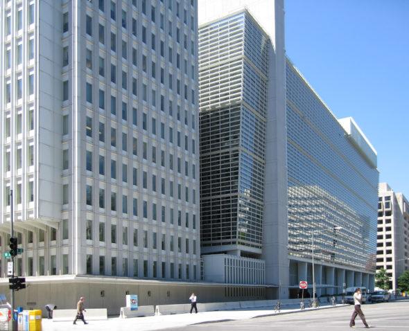 Siedziba Banku Światowego w Waszyngtonie. Źródło: Wikipedia