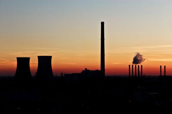 przemysł powietrze