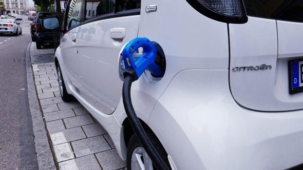 citroen EV elektromobilność fot. Pixabay
