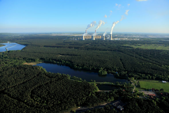 Elektrownia Bełchatów. Fot. PGE