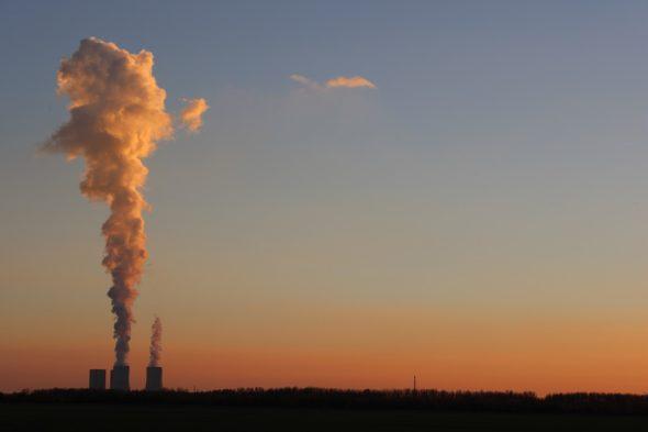 Elektrownia Lippendorf we wschodnich Niemczech. Źródło: Pixabay