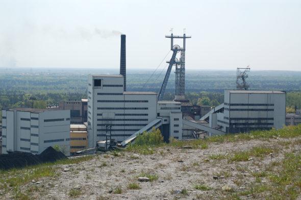 murcki staszic kopalnia