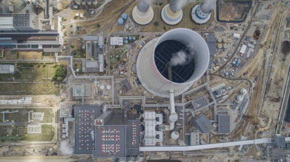 Elektrownia Jaworzno. Fot. Tauron