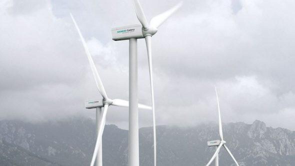 siemens gamesa oze turbiny wiatr
