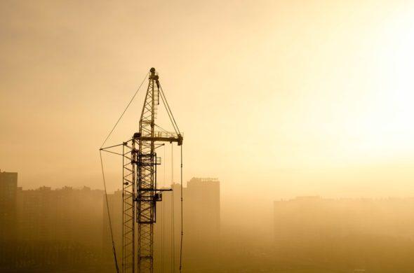 zanieczyszczeni powietrza smog