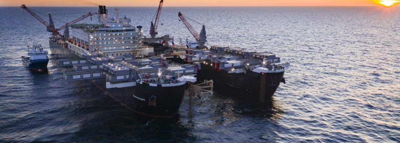 Budowa Nord Stream 2. Fot. Nord Stream 2