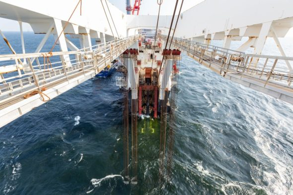 fot. Nord Stream 2  Solitaire