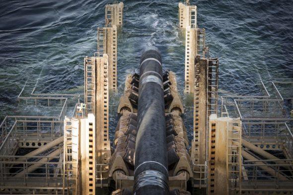 Układanie rur Nord Stream 2. Fot. Nord Stream 2 AG